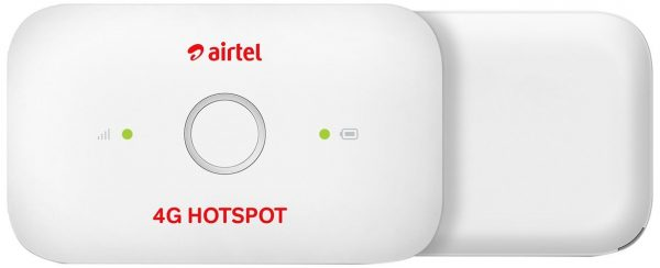 Airtel 4G Hotspot – E5573Cs-609
