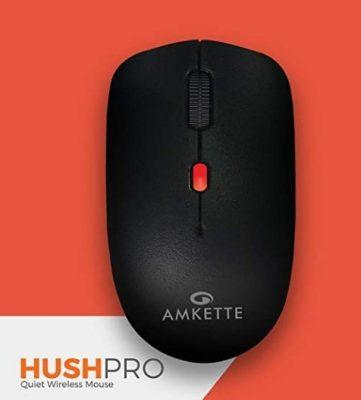 Amkette HushPro Ambidextrous design