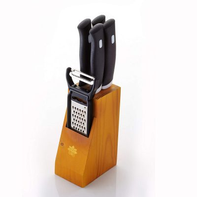 Bms Lifestyle Pro Stainless Steel Knife Sets