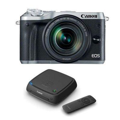 Canon EOS M6 Mirrorless Digital Camera