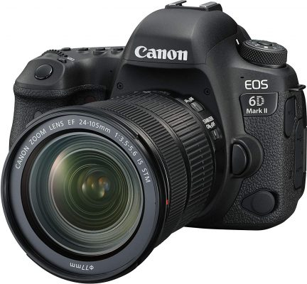 Canon Eos 6D Mark Digital SLR Camera