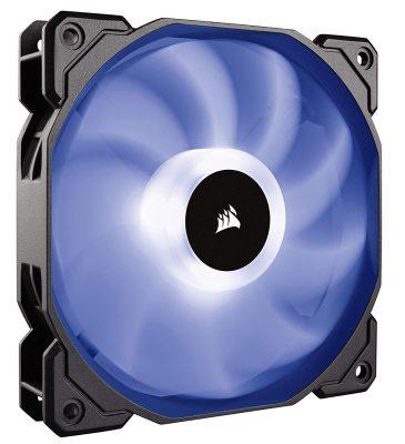 Corsair SP Series, SP120 RGB LED, 120mm High Performance RGB LED Single Fan