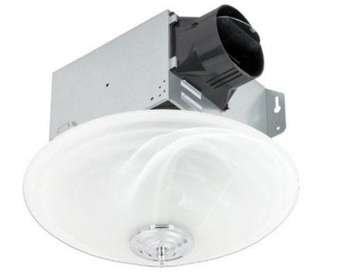 Delta BreezGreenBuilder GBR100LED-DÉCOR 100 CFM Exhaust Bath Fan
