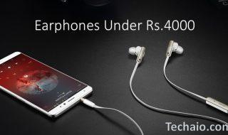 Earphones Under Rs.4000