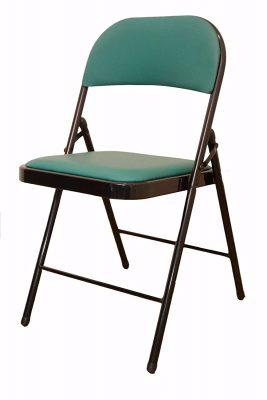 Eros Metal Folding Chair