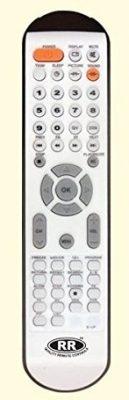 FOXMICRO Videocon/Sansui LCD TV Universal Remote Controller
