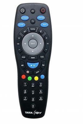 Isoelite Tata Sky Set Top Box Remote Control