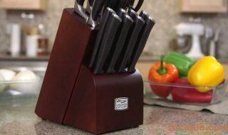 Kitchen Knife Sets for Under $200