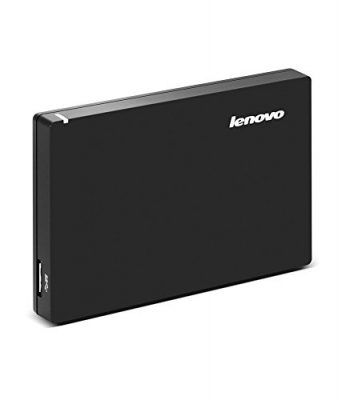 Lenovo 1TB External Hard Drive