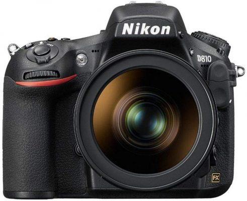 Nikon D810 36.0MP/36.3MP