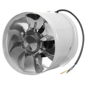 """SLB Works Brand New 8"""" Inline Duct Fan"""