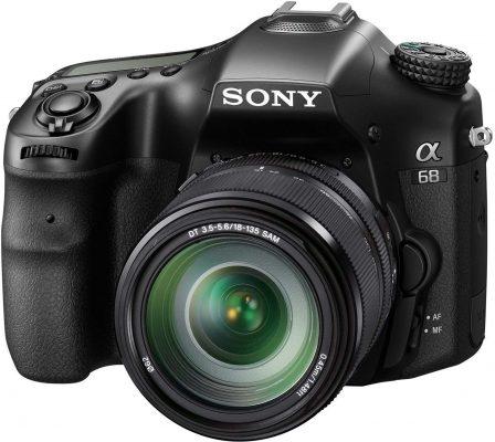 Sony Alpha A68M Digital SLR Camera