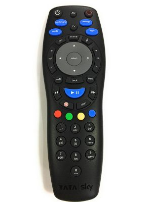 TATASKY Universal Remote with battery
