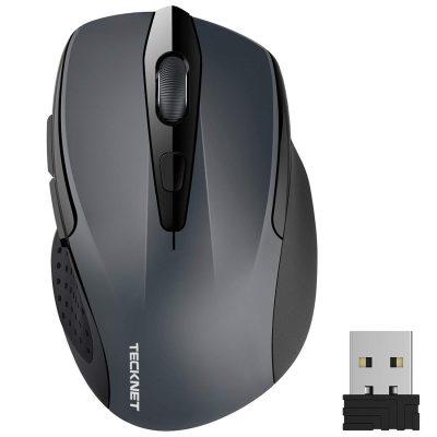TeckNet M003 Pro 2.4G Ergonomic Wireless Mouse