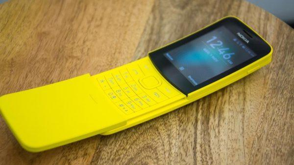 Nokia 8110 4G 'Banana'